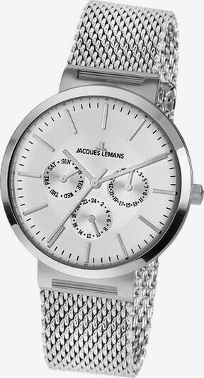 Jacques Lemans Uhr 'Milano, 1-1950G' in silber, Produktansicht