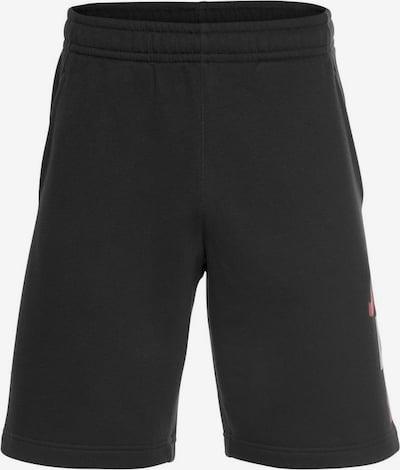 Nike Sportswear Broek in de kleur Rood / Zwart / Wit, Productweergave