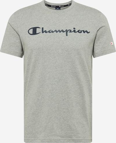 Champion Authentic Athletic Apparel T-Shirt in blau / grau, Produktansicht