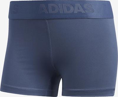 ADIDAS PERFORMANCE Sportbroek 'Alphaskin Sport' in de kleur Duifblauw, Productweergave