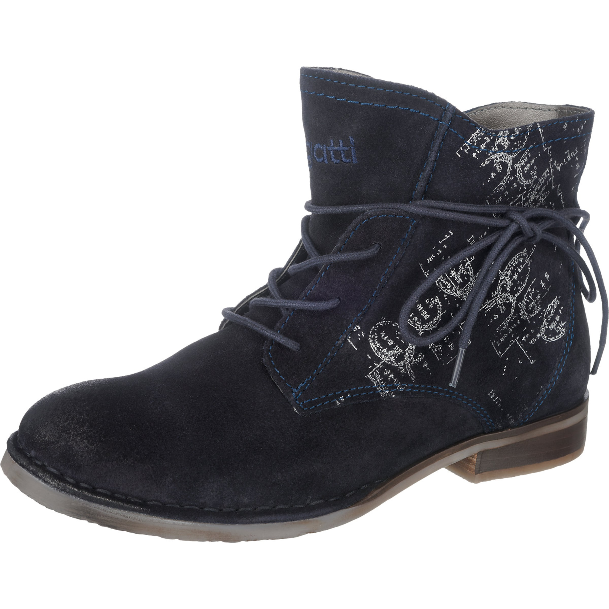 bugatti Stiefeletten Verschleißfeste billige Schuhe Hohe Qualität