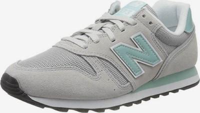 new balance Schuhe in türkis / grau / weiß, Produktansicht