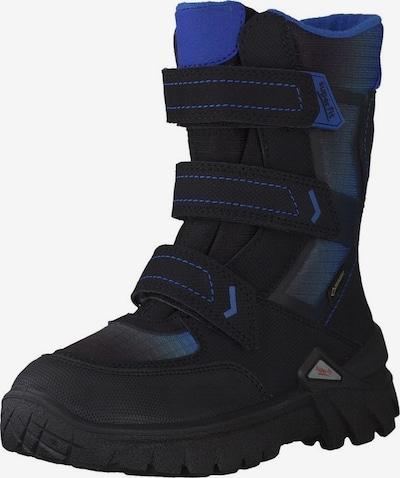 SUPERFIT Stiefel in royalblau / schwarz, Produktansicht