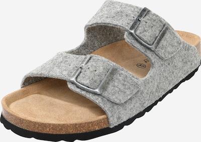SHEPHERD Slipper 'Cassandra' in graumeliert, Produktansicht