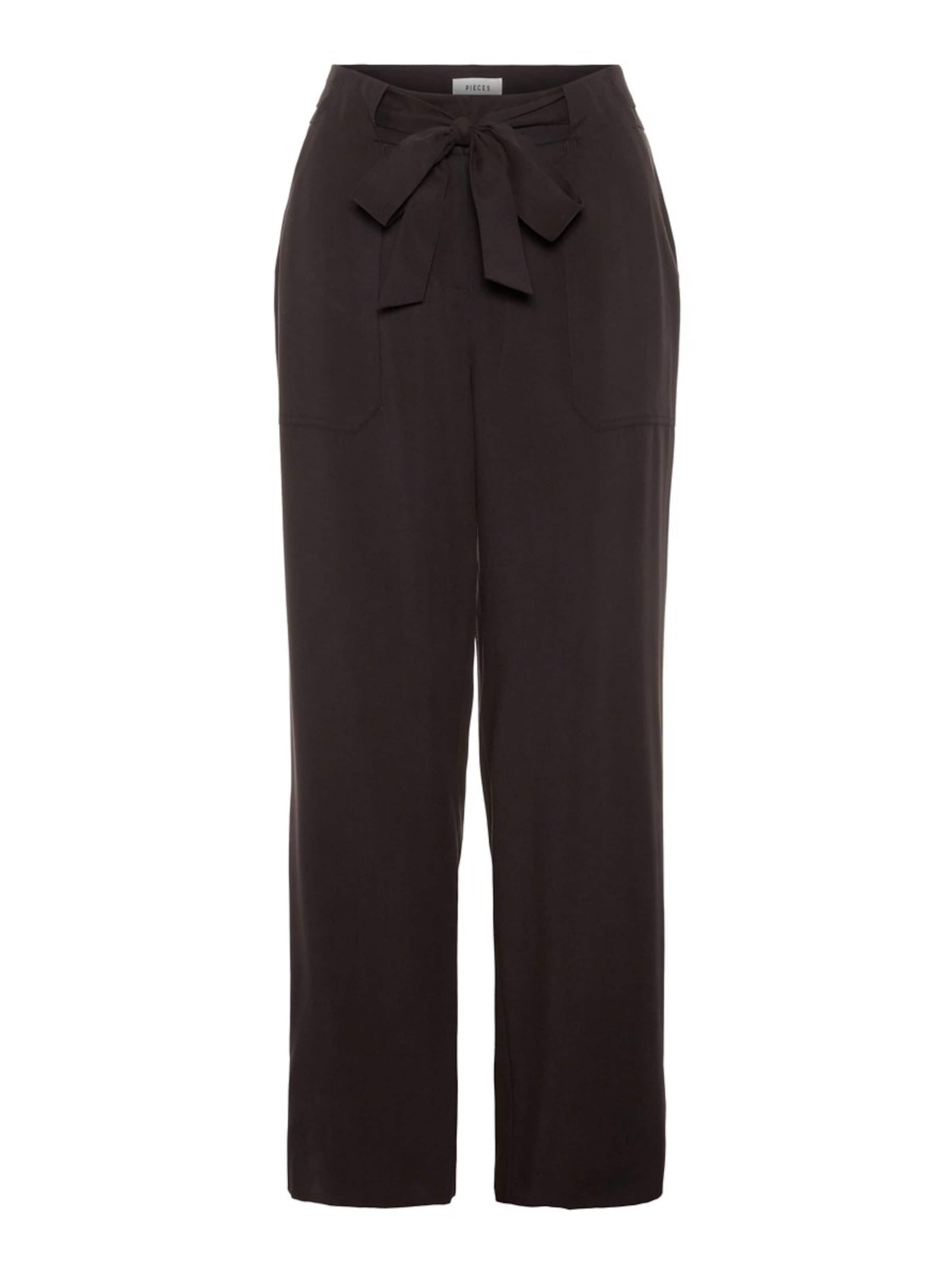 Noir En En Pieces Noir Pieces Pantalon Pantalon O8nPX0wk