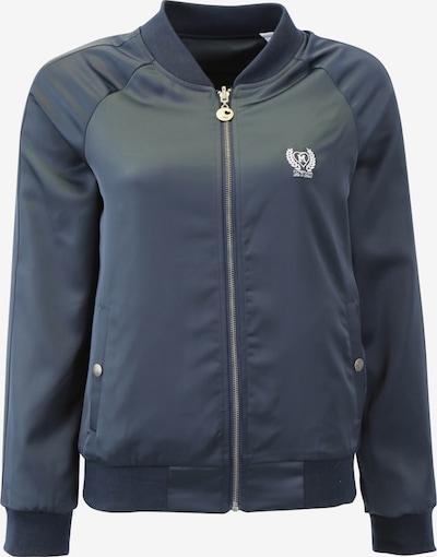 MYMO Prijelazna jakna u mornarsko plava / bijela, Pregled proizvoda