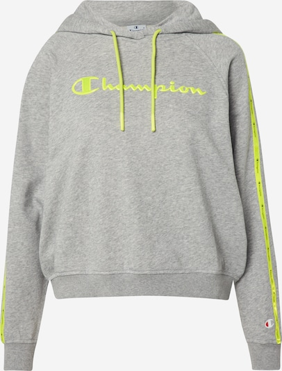 Champion Authentic Athletic Apparel Sweatshirt in de kleur Grijs, Productweergave