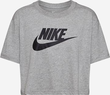 Nike Sportswear Μπλουζάκι σε γκρι