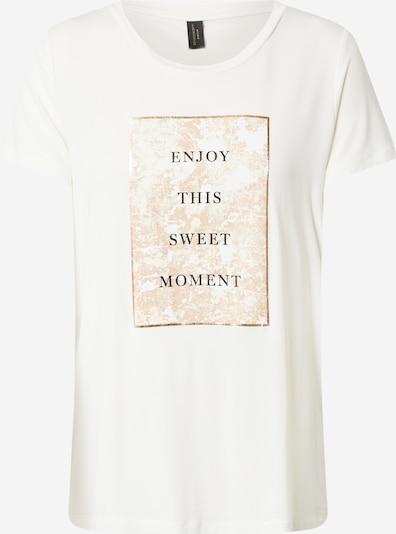 Marškinėliai 'Geneva' iš Soyaconcept , spalva - kremo / Auksas / juoda, Prekių apžvalga
