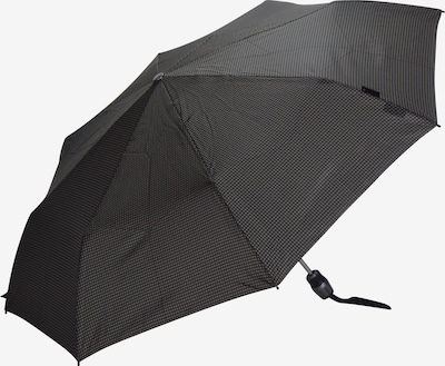 KNIRPS Parapluie 'T .200' en moutarde / noir, Vue avec produit