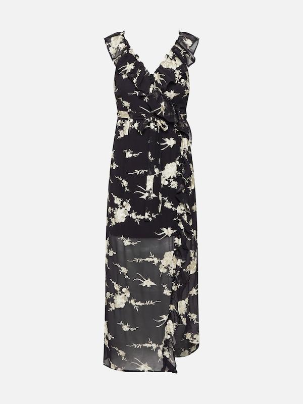 Bardot Noir D'été En Robe Dress' 'embroidery wPwqaZBg