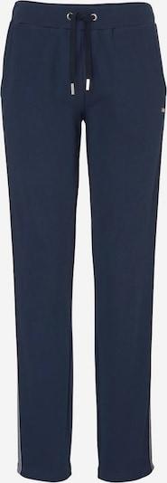 BENCH Broek in de kleur Donkerblauw / Lichtgrijs, Productweergave