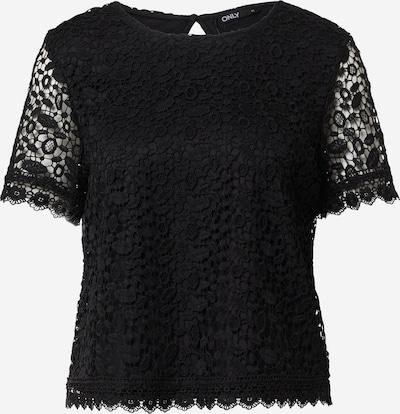 ONLY Koszulka 'TRISSY' w kolorze czarnym: Widok z przodu