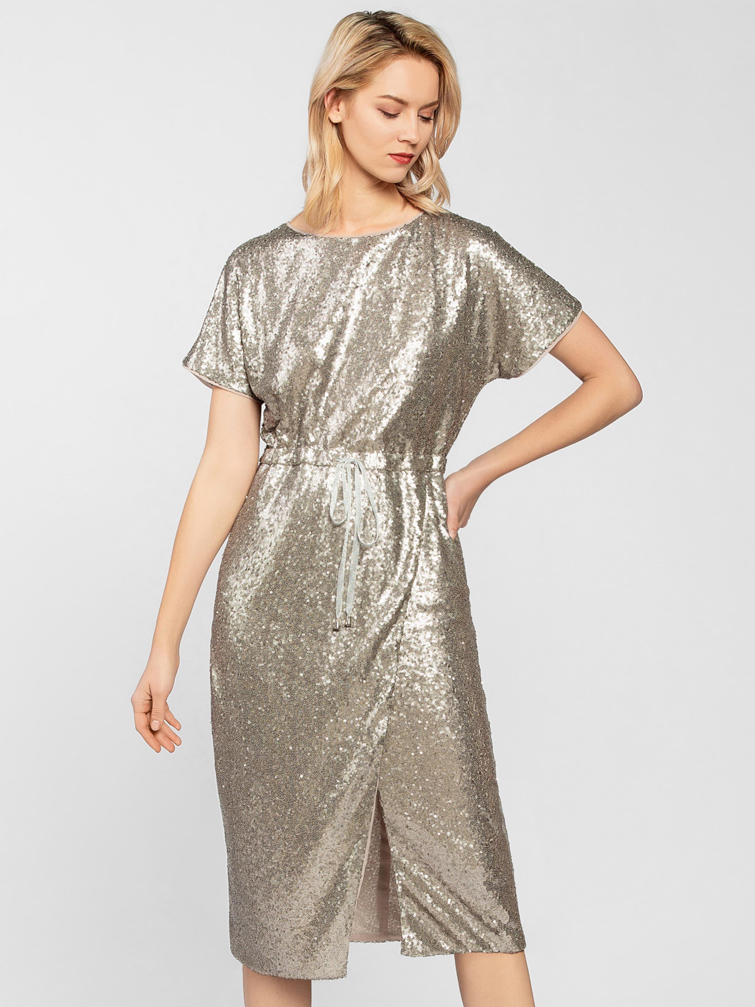 In Paillettenkleid In Silber Apart In Apart Silber Apart Silber Apart Paillettenkleid Paillettenkleid q5A3j4RL