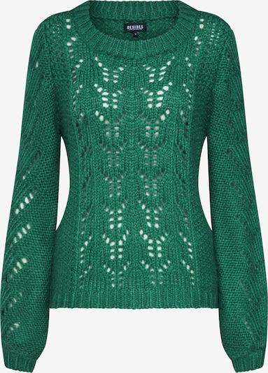 Desires Pullover 'Brenda 1' in dunkelgrün, Produktansicht