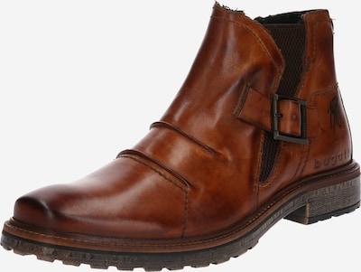 bugatti Boots in de kleur Cognac, Productweergave