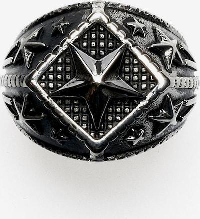 ROYAL-EGO Ring 'Sterne' - Bling silver, 1718« in silbergrau, Produktansicht