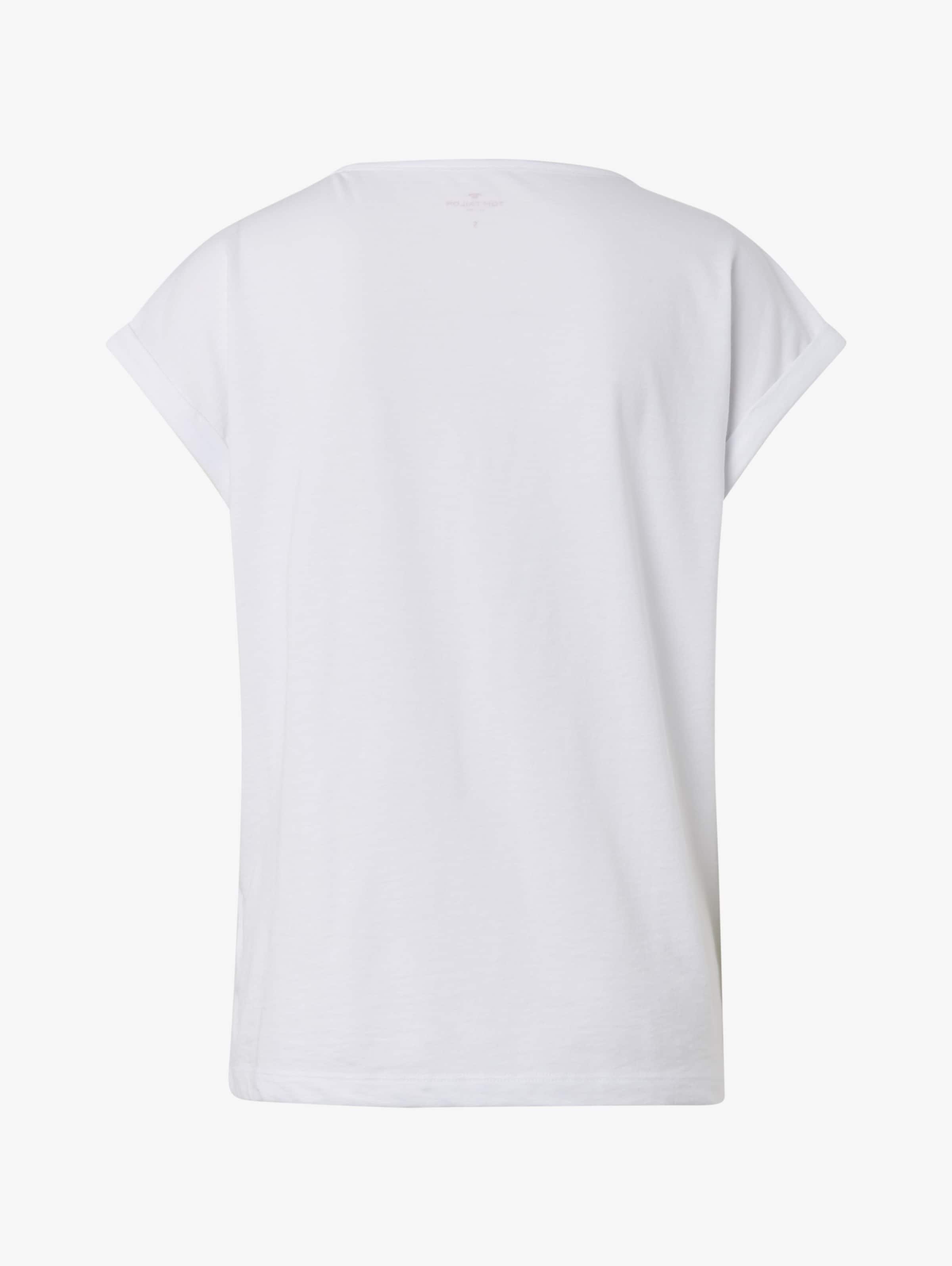 Tailor 'slogan Tee' Print Blanc Tom En T shirt OXPukZi
