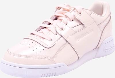 Reebok Classic Sneaker 'IRID' in rosa / weiß: Frontalansicht