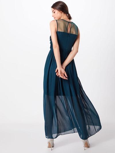 APART Kleid in smaragd: Rückansicht