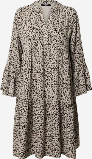 Rochie tip bluză ZABAIONE pe bej, Vizualizare produs