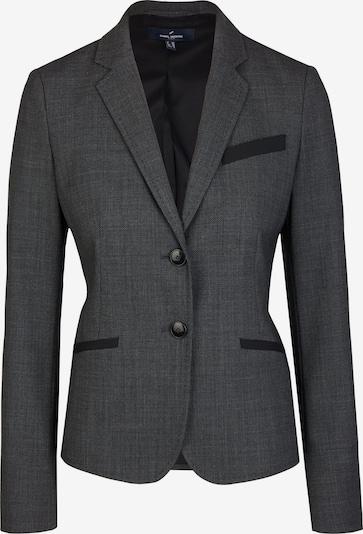 DANIEL HECHTER Eleganter Woll-Blazer in graphit, Produktansicht