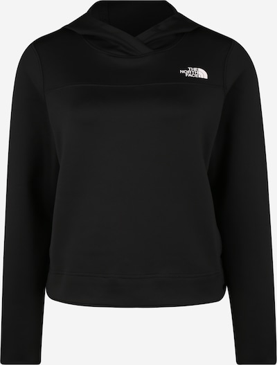 THE NORTH FACE Sportief sweatshirt 'ACTIVE TRAIL SPACER' in de kleur Zwart, Productweergave