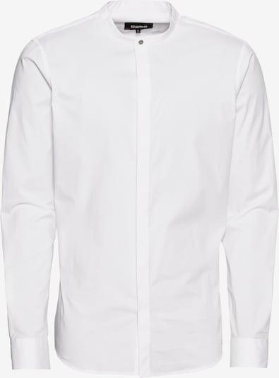tigha Hemd 'Ole' in weiß, Produktansicht