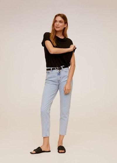 Jeans MANGO pe albastru deschis, Vizualizare model