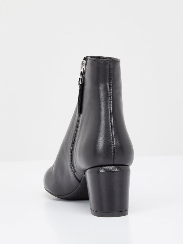 Bianco Stiefel Block-Kleider-