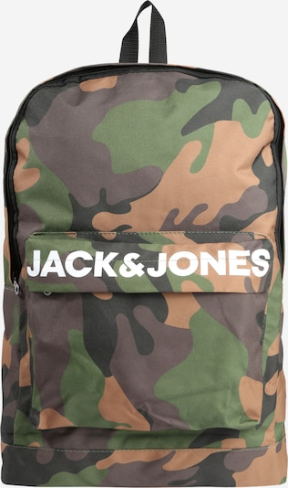 Jack & Jones Junior Rucksack 'JACCHAD' in khaki, Produktansicht