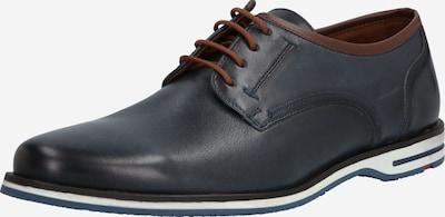 LLOYD Čevlji na vezalke 'DETROIT' | modra barva, Prikaz izdelka