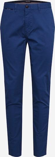 SCOTCH & SODA Pantalon chino 'Mott' en bleu, Vue avec produit