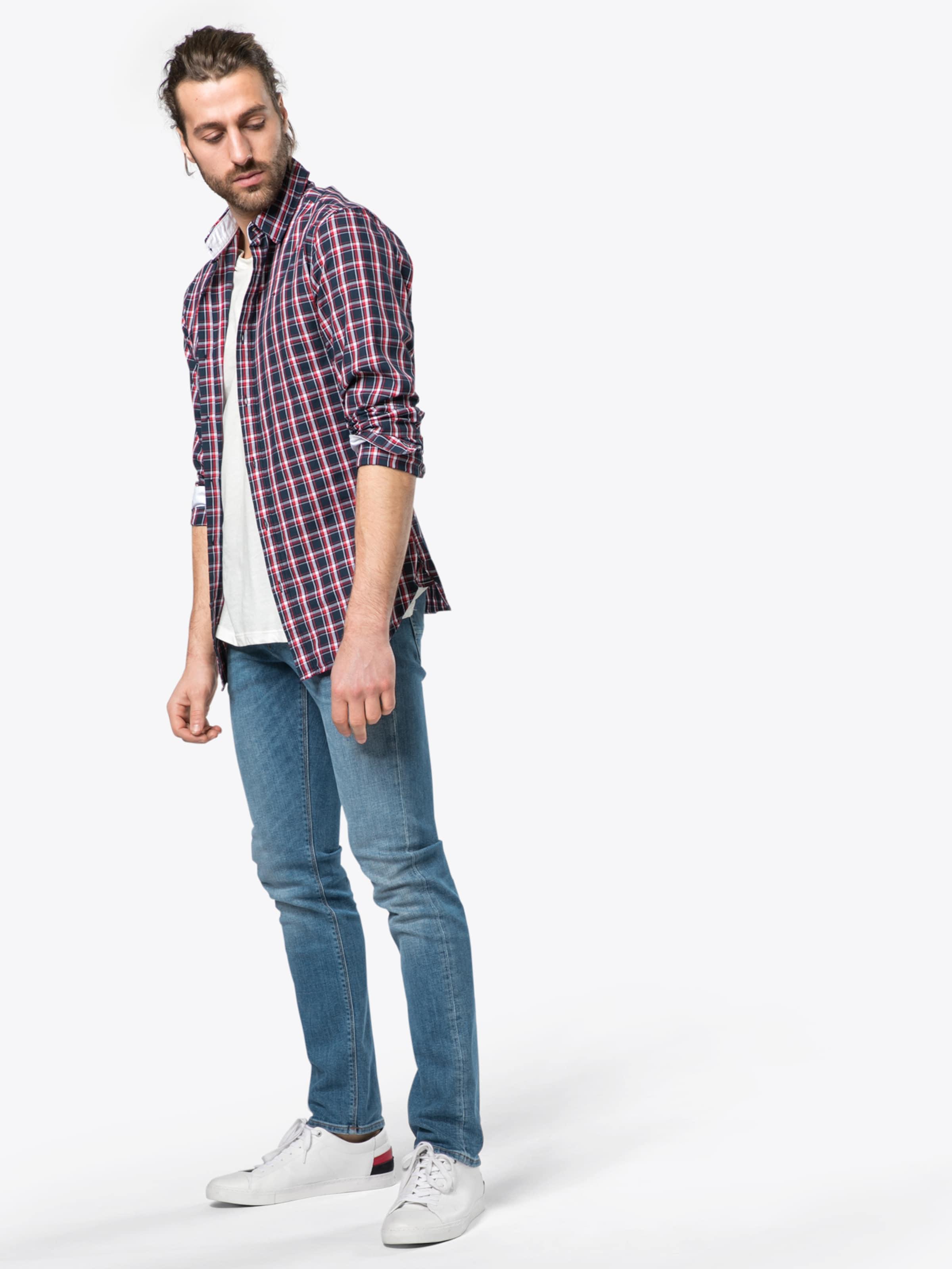 Billig Verkauf Große Diskont Freies Verschiffen Großhandelspreis Tommy Jeans Freizeithemd 'TJM ESSENTIAL CHECK SHIRT' 9XhQMWuAr