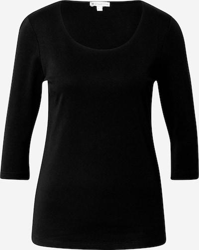 STREET ONE Shirt 'Pania' in de kleur Zwart, Productweergave