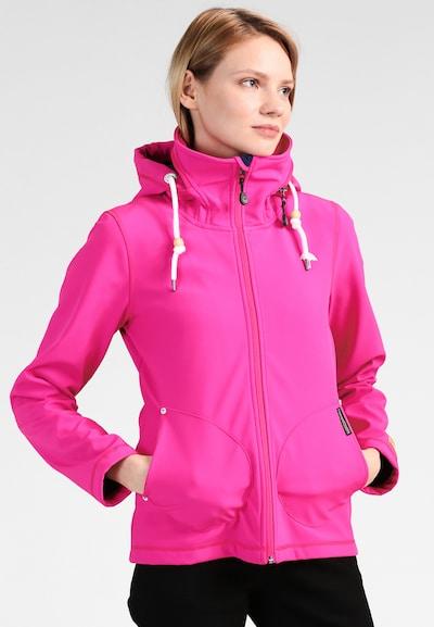 Schmuddelwedda Damen Jacke in pink: Frontalansicht
