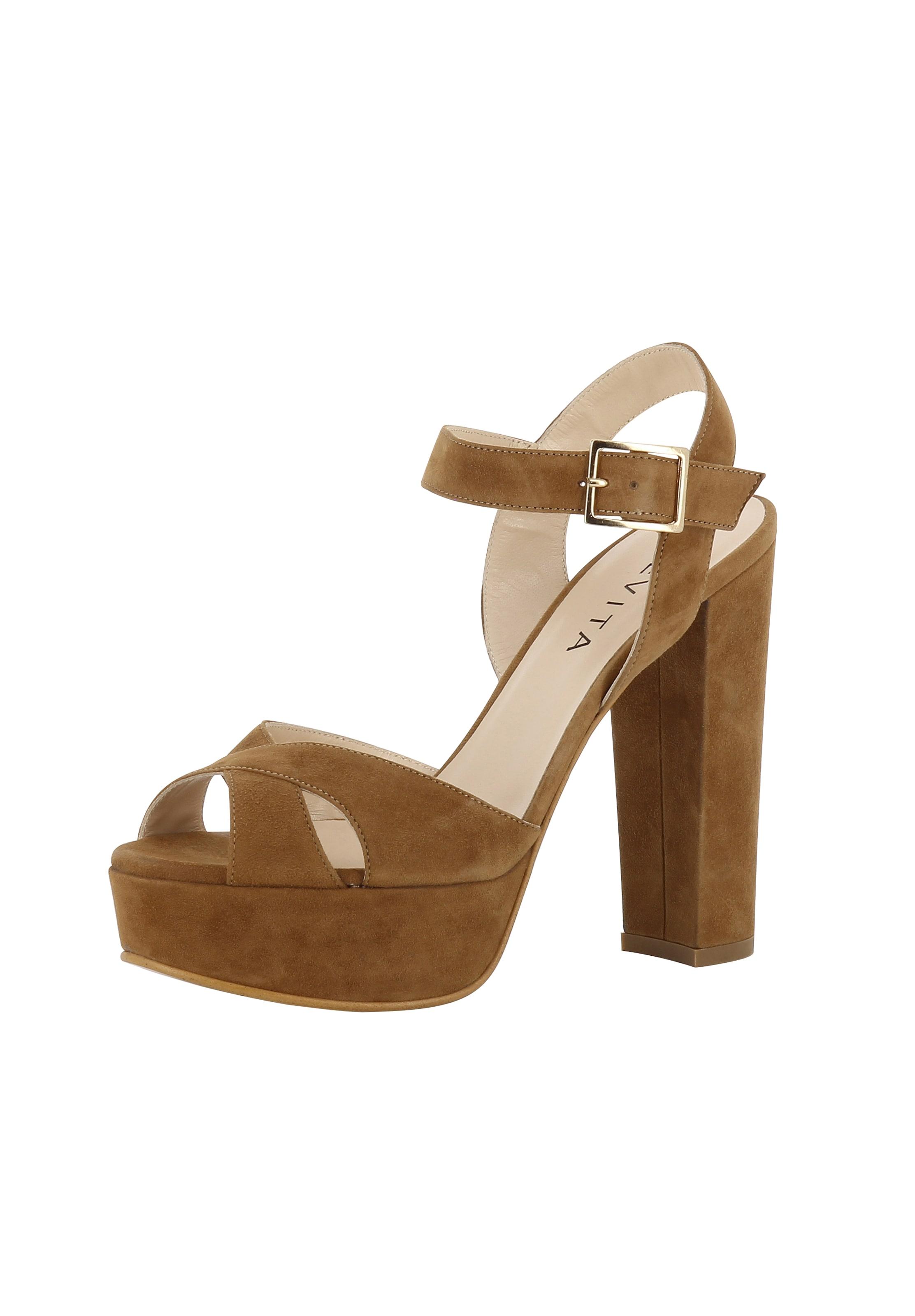 Haltbare Mode billige Schuhe EVITA | Sandalette 'LANA' Schuhe Gut getragene Schuhe