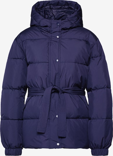 Samsoe Samsoe Winterjas 'Asmine jacket 11109' in de kleur Blauw, Productweergave