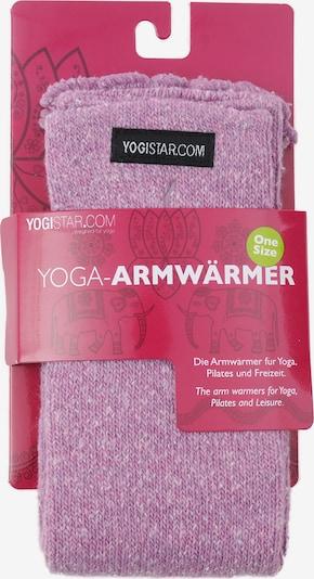 YOGISTAR.COM Yoga Armwärmer in pink, Produktansicht