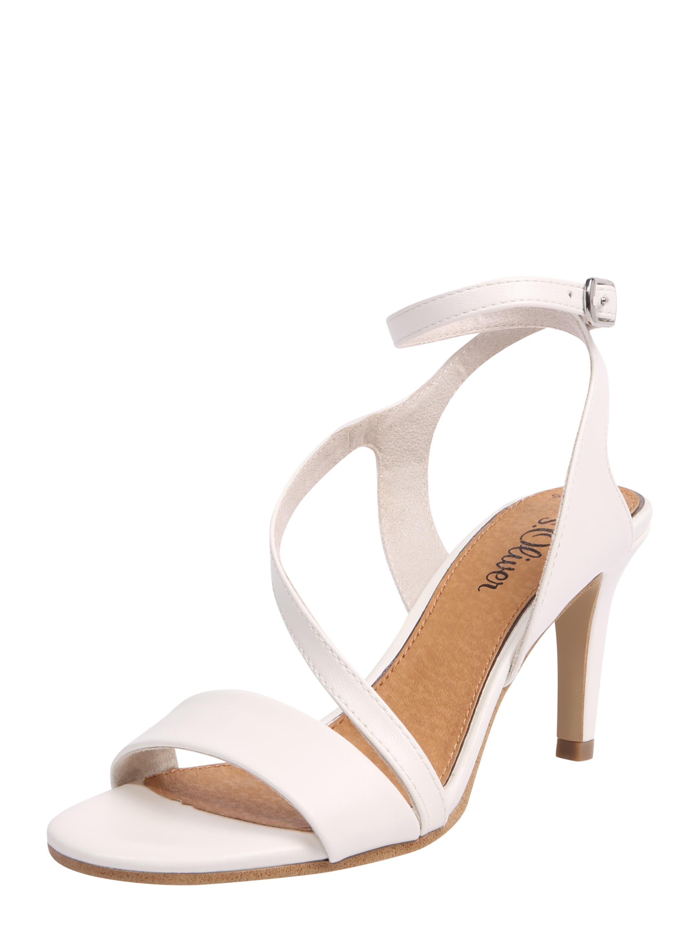 s.Oliver RED Schuhe LABEL Sandalette Verschleißfeste billige Schuhe RED bb3c5c