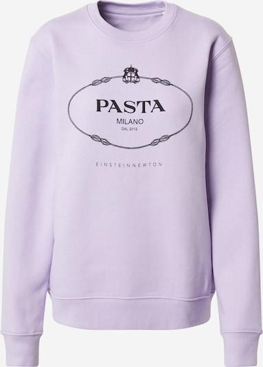 EINSTEIN & NEWTON Sweatshirt 'Klara Geist' in lavendel / schwarz, Produktansicht