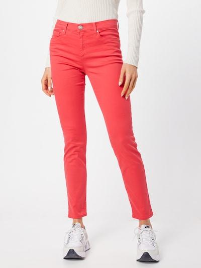 BRAX Jeans 'SHAKIRA' in rot, Modelansicht