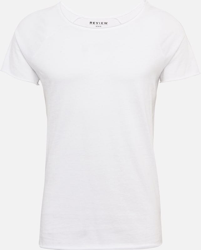 shirt Review T Ll' Blanc 'raglan Oneck En Yg76fvby