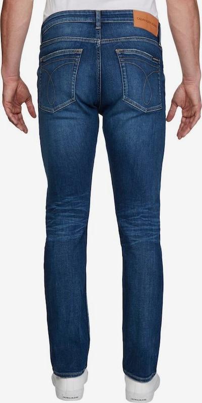Calvin Klein Jeans Džíny 'CKJ 026 SLIM' - modrá, Model/ka