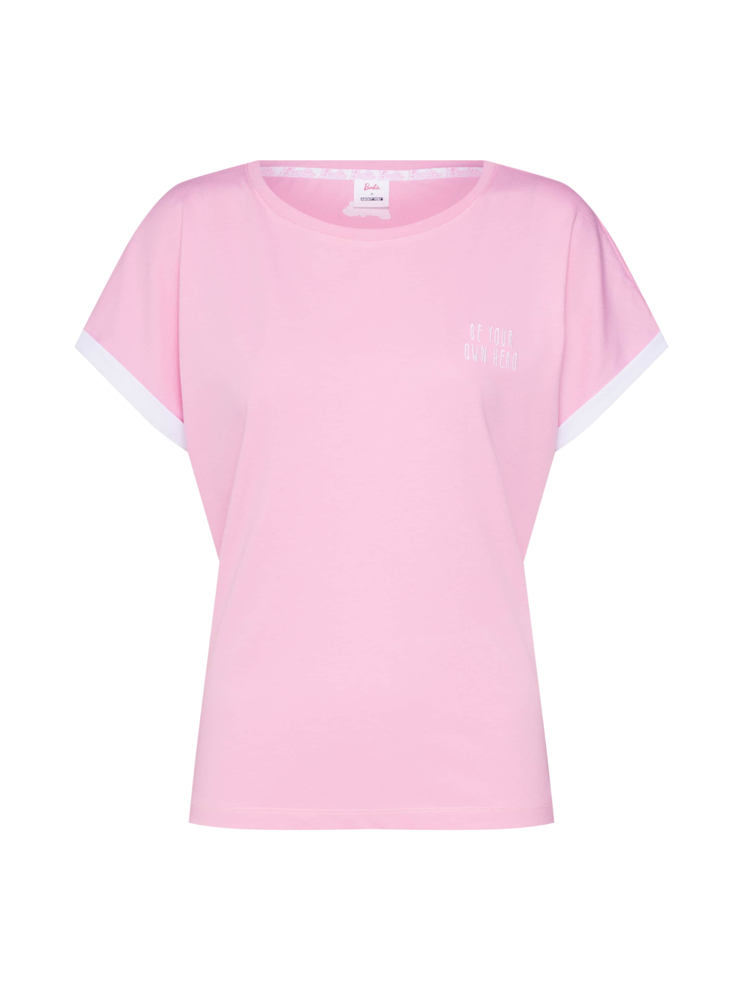 X 'fabienne' Pink Shirt About You Barbie In Y6g7yvfb