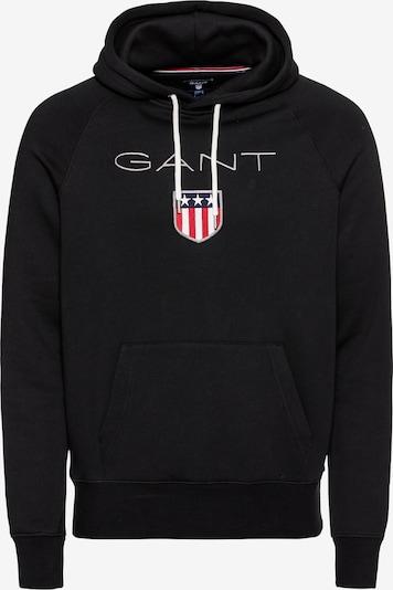 GANT Majica | črna barva, Prikaz izdelka