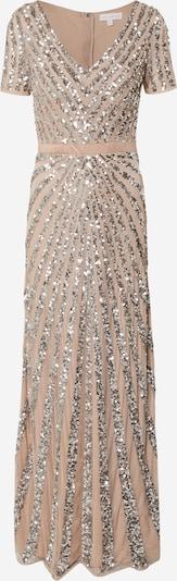 Maya Deluxe Večerna obleka | puder / srebrna barva, Prikaz izdelka