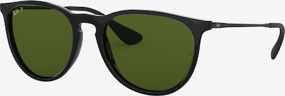 Ray-Ban Sluneční brýle 'Erika' - černá: Pohled zepředu
