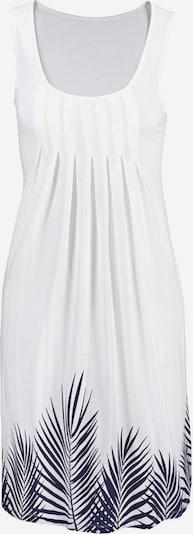 BEACH TIME Pludmales kleita pieejami tumši zils / balts, Preces skats