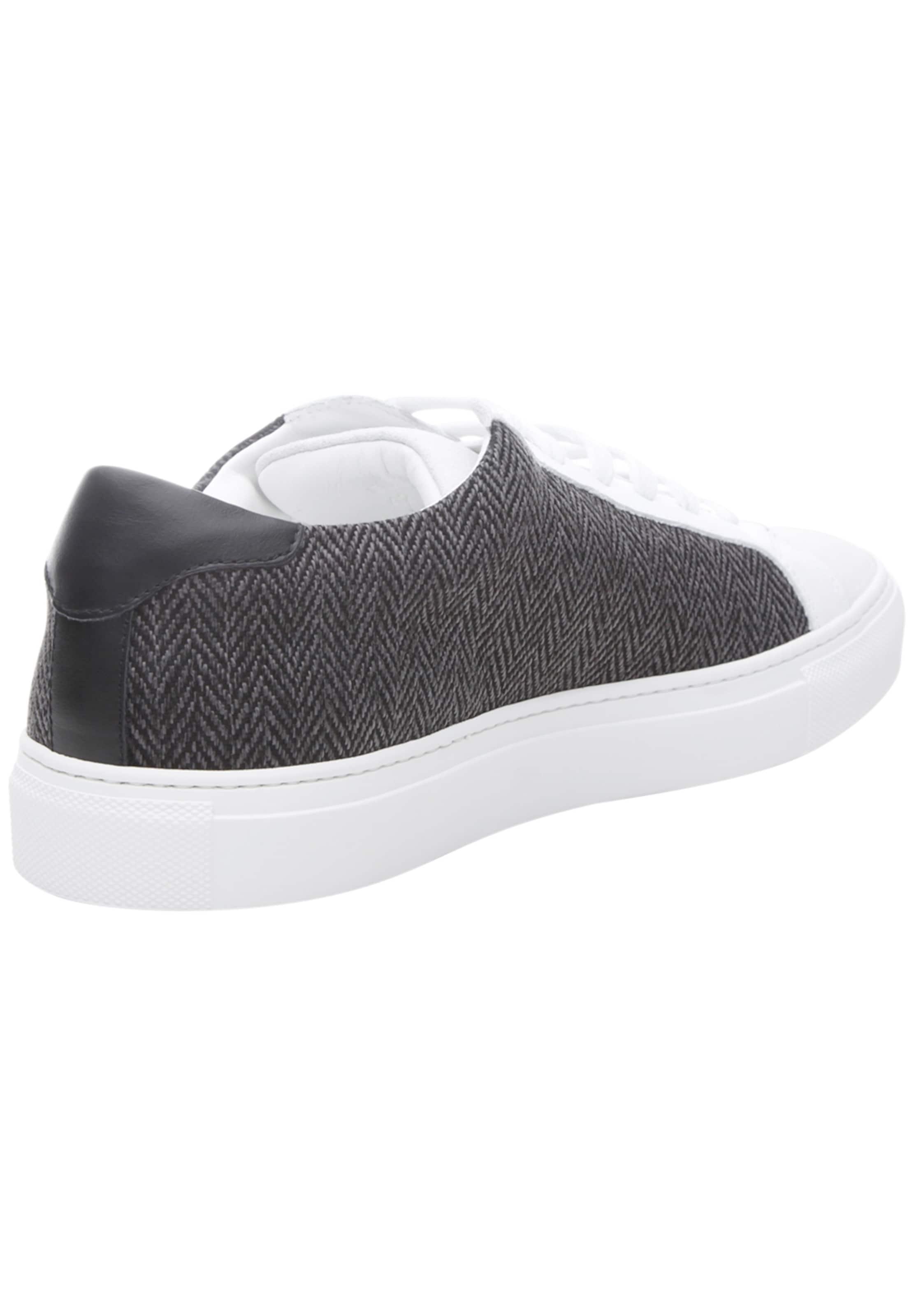 Shoepassion Ms' 'no48 In SchwarzWeiß Sneaker 0wPX8Okn